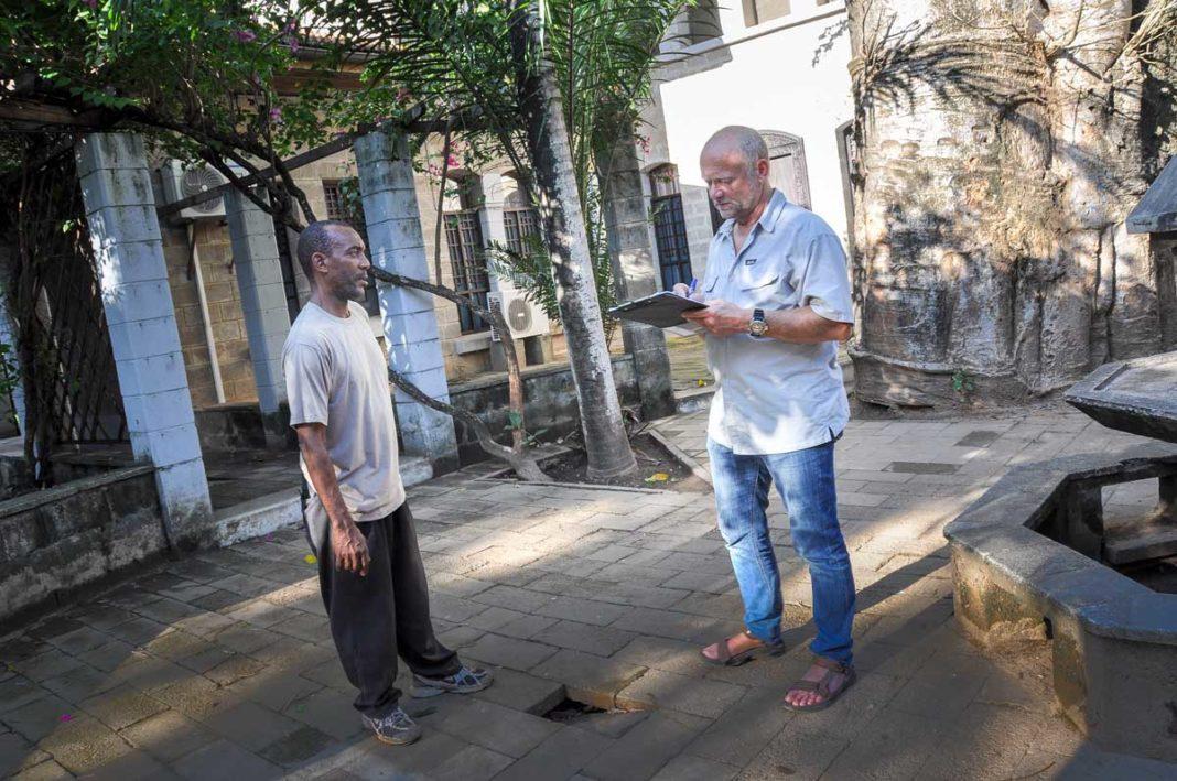 Ingeniører Uden Grænser – Zanzibar
