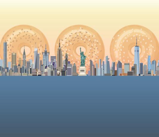 New York City-bagels
