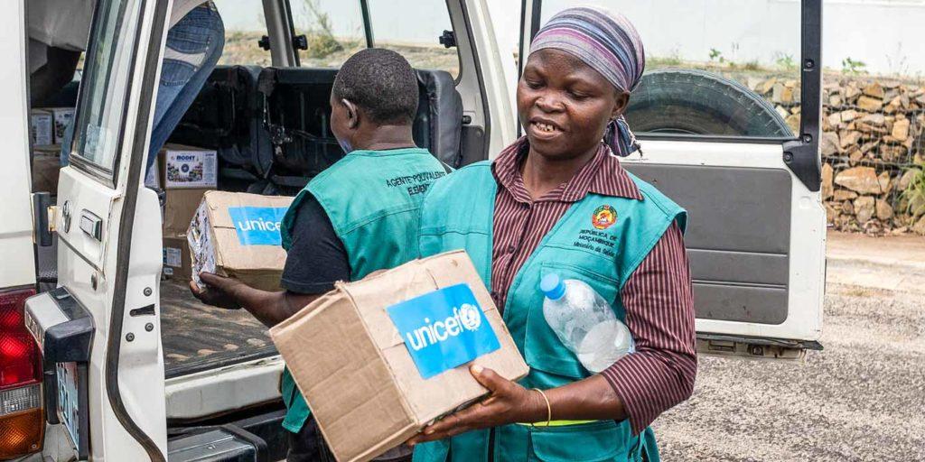 Unicef – Mozambique (foto: UNICEF / Wikus de Wet)
