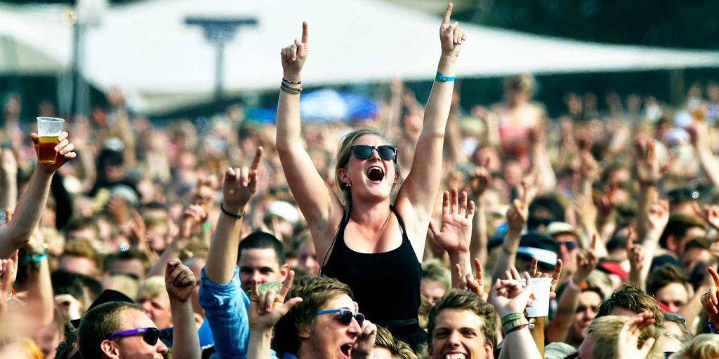 Roskilde Festival (foto: Jens Dige, Rockphoto)
