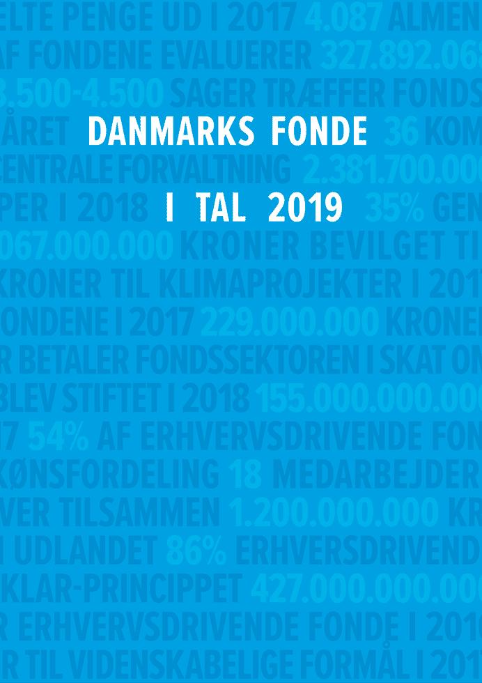 Danmarks Fone i tal – 2019