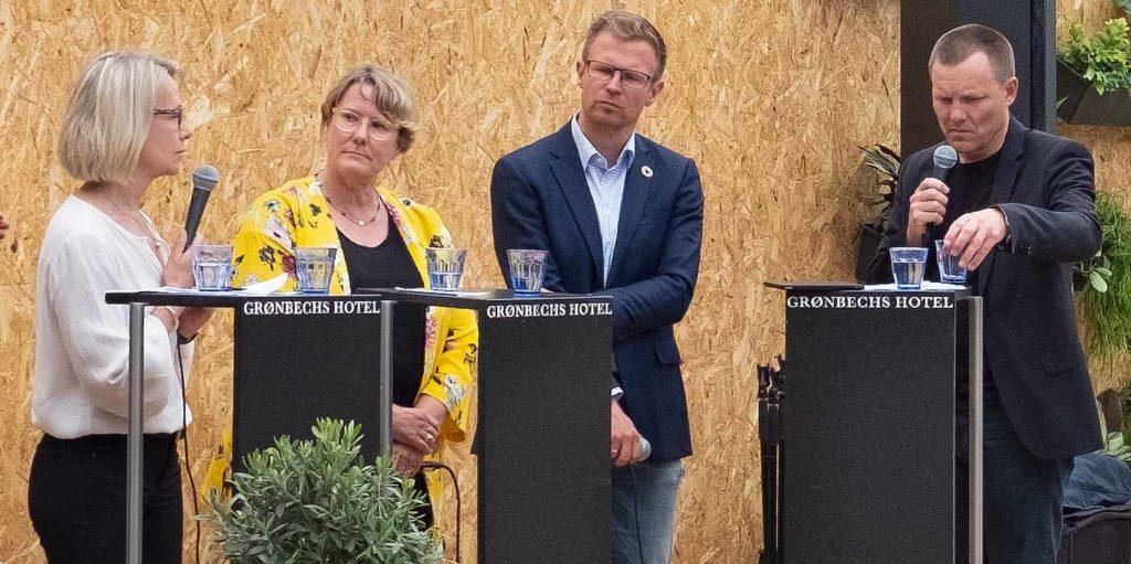 Benny Engelbrecht på Folkemødet 2019