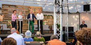 'God fondsledelse, bæredygtighed og de samfundsmæssige aftryk' – Folkemødet 2019