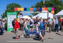 Folkemødet– folk foran verdensmålsport