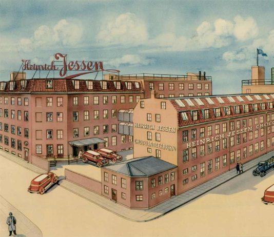 Heinrich Jessens Chokoladefabrik