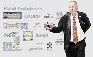 Steen Thomsen – tiltrædelsesforelæsning som Novo Nordisk Foundation Professor of Enterprise Foundations på CBS