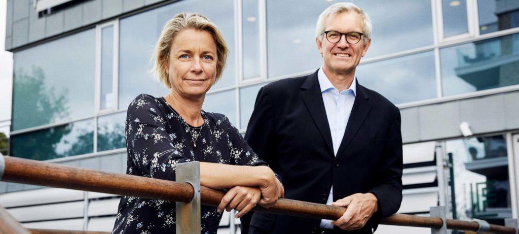 Inge Berneke og Jan Egebjerg