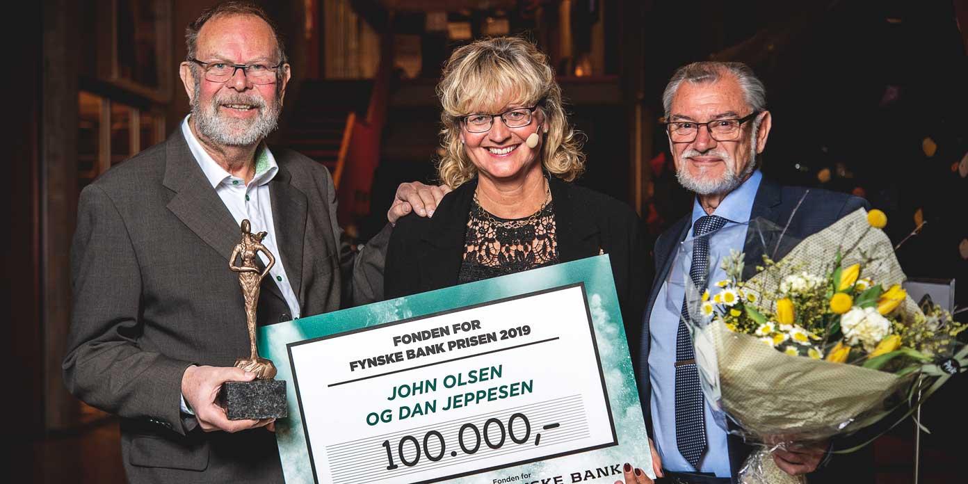 Fonden for Fynske Bank Prisen