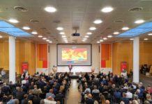 Connie Hedegaard, PwC's fondskonference 2019 (foto Jakob Thomsen)