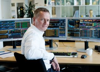 Peter Johansen, Investeringsdirektør i Realdania (foto: Leif Tuxen)