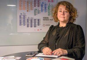Tine Skovmøller, kommunikationsansvarlig i Tuborgfondet