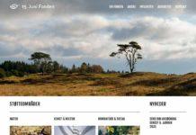 15. Juni Fondens nye hjemmeside