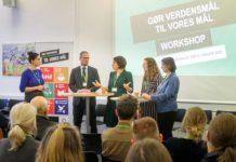 Workshop i Holbæk (foto: Morten Sundgaard, holbækonline.dk)