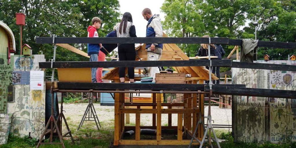 Håndværk i folkeskolen (foto: Brittany Overgaard / Realdania)