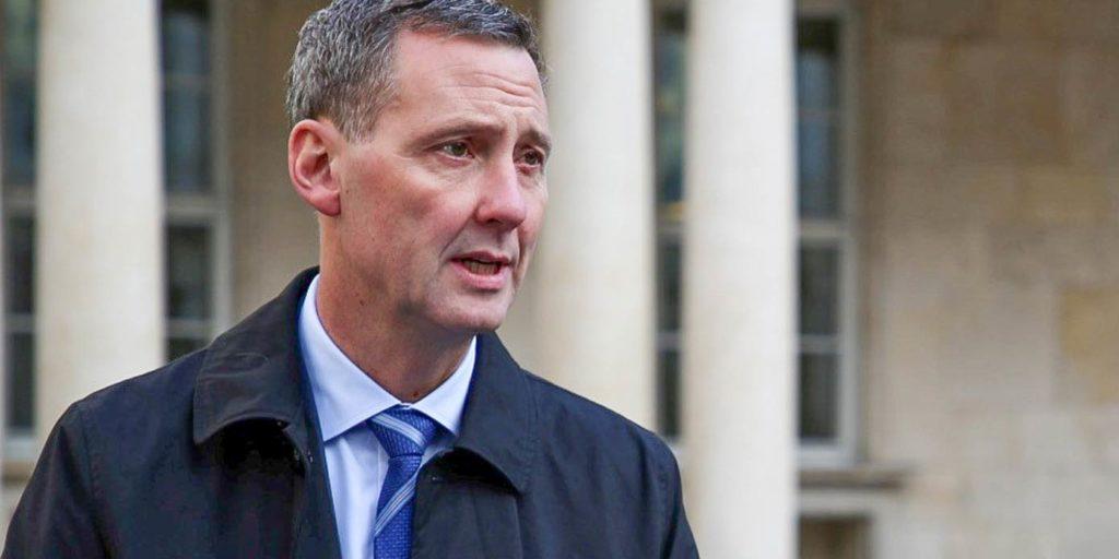 Nick Hækkerup (foto: Statsministeriet)
