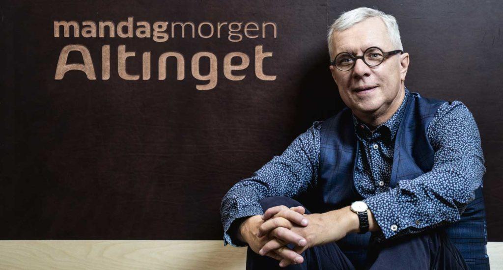 Rasmus Nielsen (foto: Altinget)
