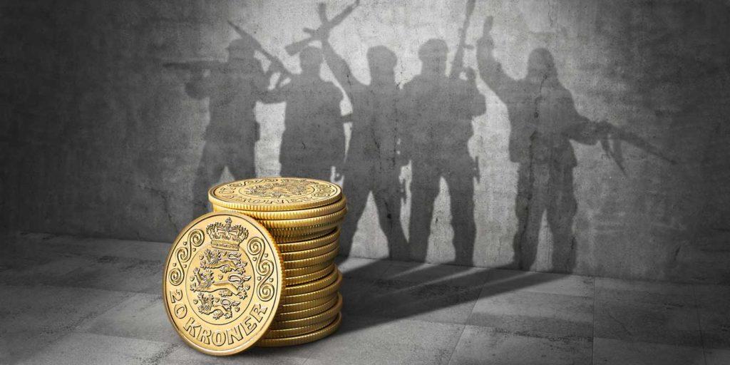 Terrorfinansiering