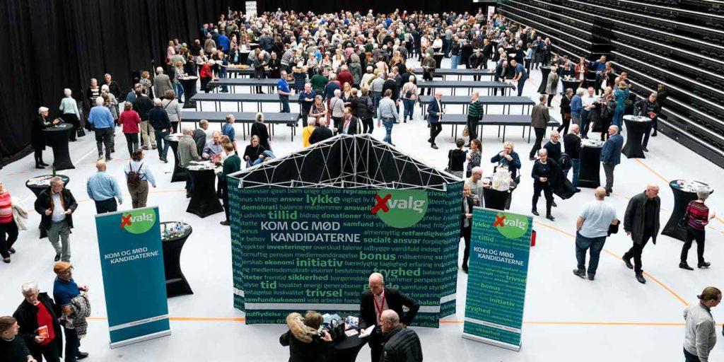 Valg til Tryghedsgruppens repræsentantskab i Region Hovedstaden (foto Claus Bech)