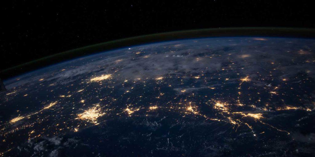 Jorden (foto: NASA)