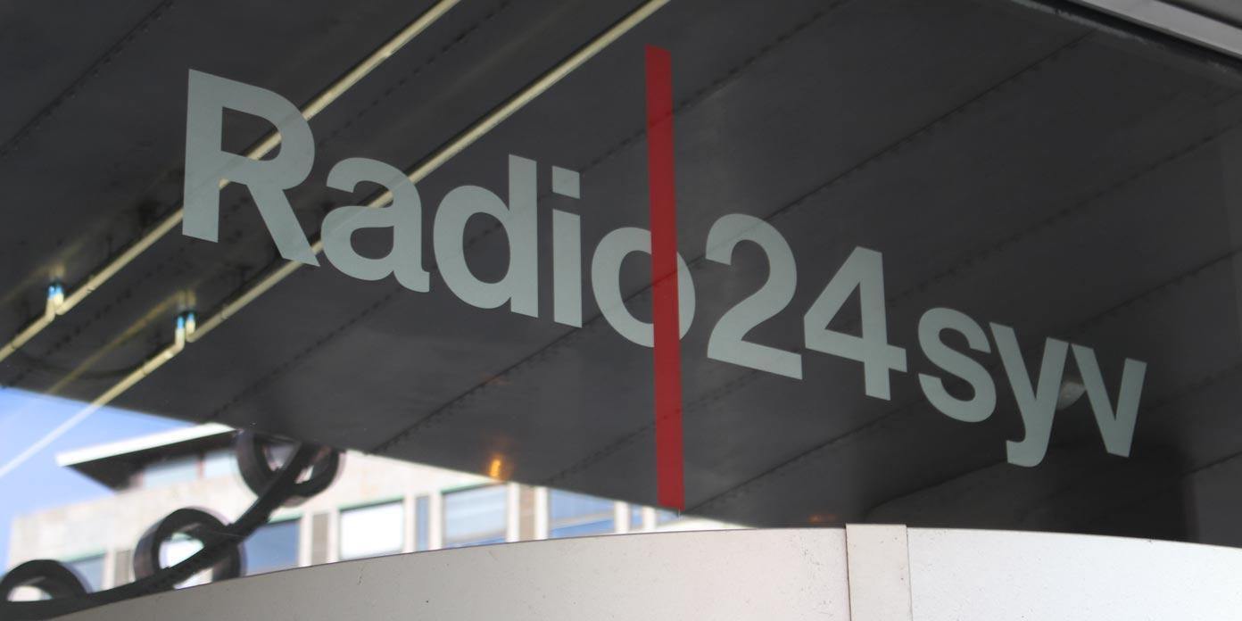Radio24syv (foto: Finn Årup Nielsen)