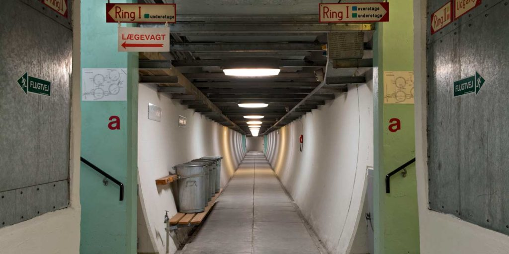 Regan Bunker (Lars Horn / Nordjyllands Historiske Museum)