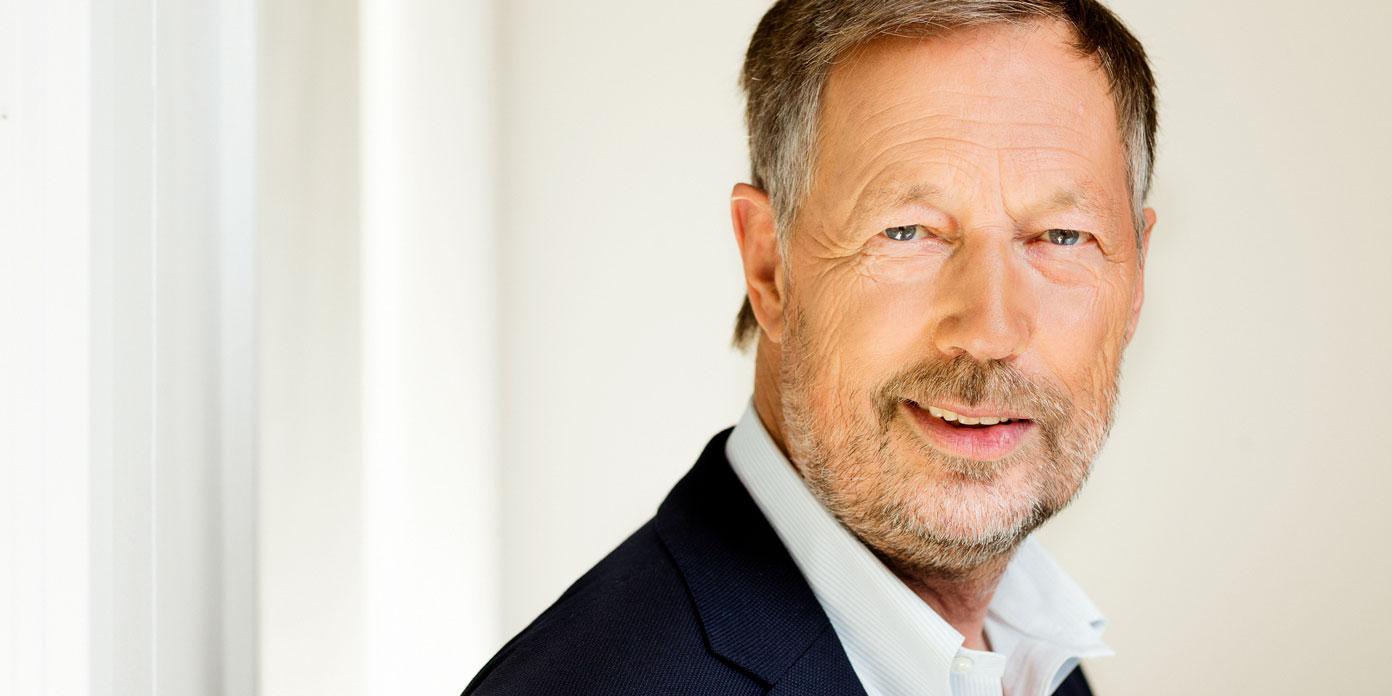 Niels Peter Louis-Hansen (foto: Aage og Johanne Louis-Hansens Fond)