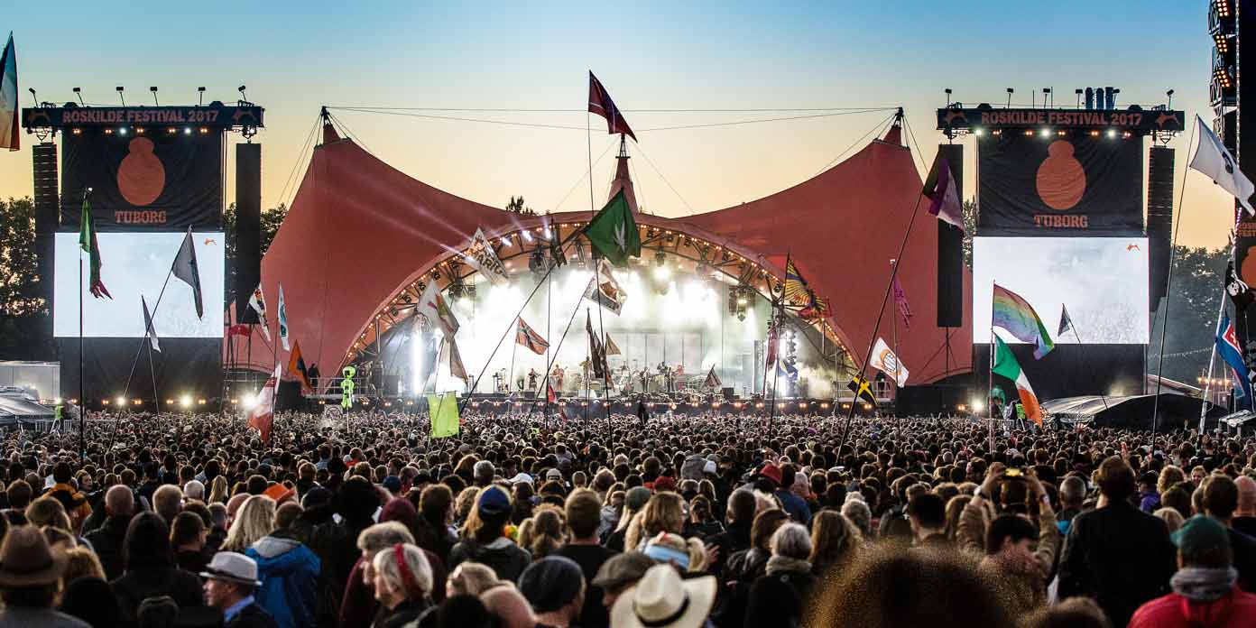 Roskilde Festival (foto: Peter Troest)