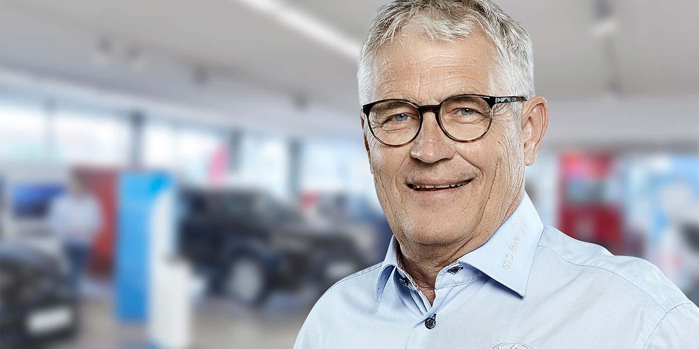 Fritz Dahl Pedersen