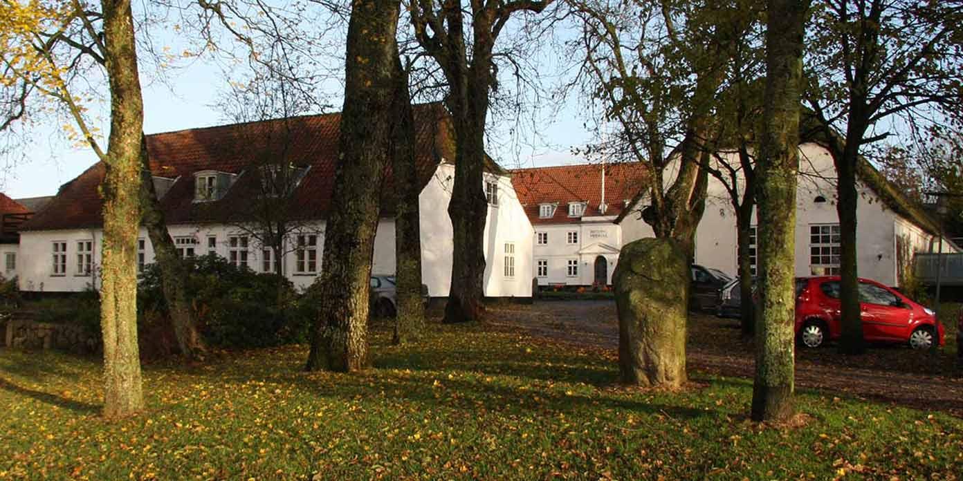 Flors Hus, Rødding Højskole (foto: Rødding Højskole)
