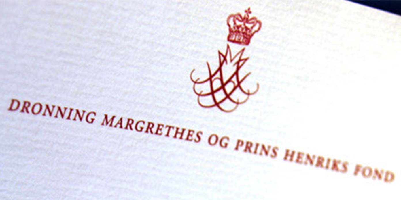 Dronning Margrethes og Prins Henriks Fond (foto: Christian Meyer, Kongehuset)