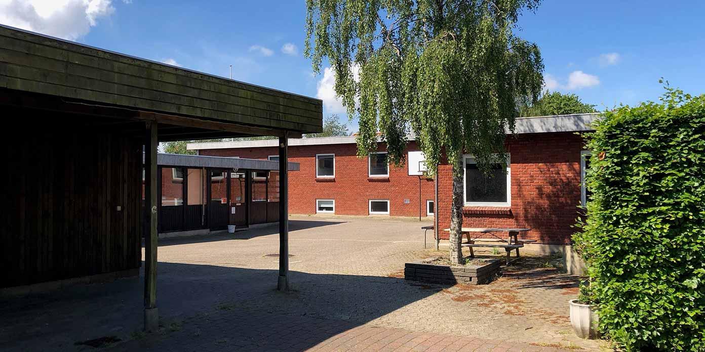 Bieringhus Efterskole (foto: Lauritzen Fonden)