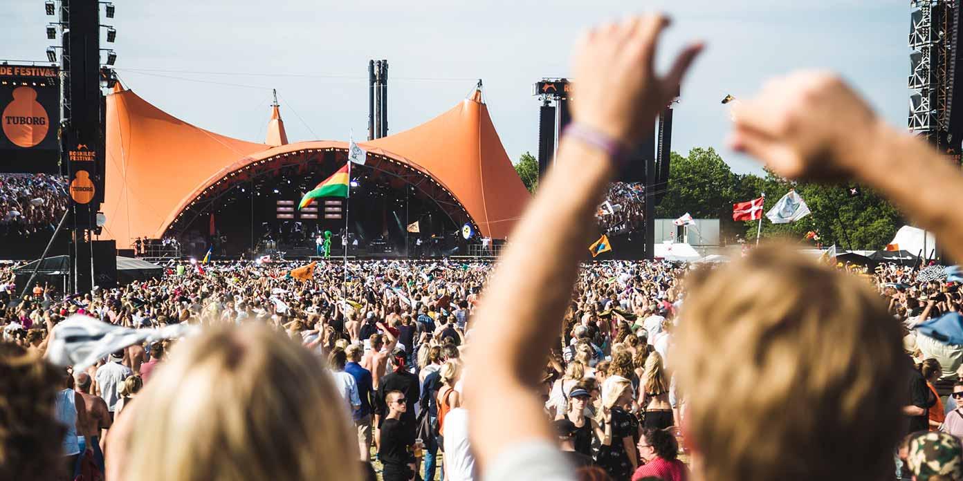 Roskilde Festival (foto: Simon Frøsig Christensen / Roskilde Festival)