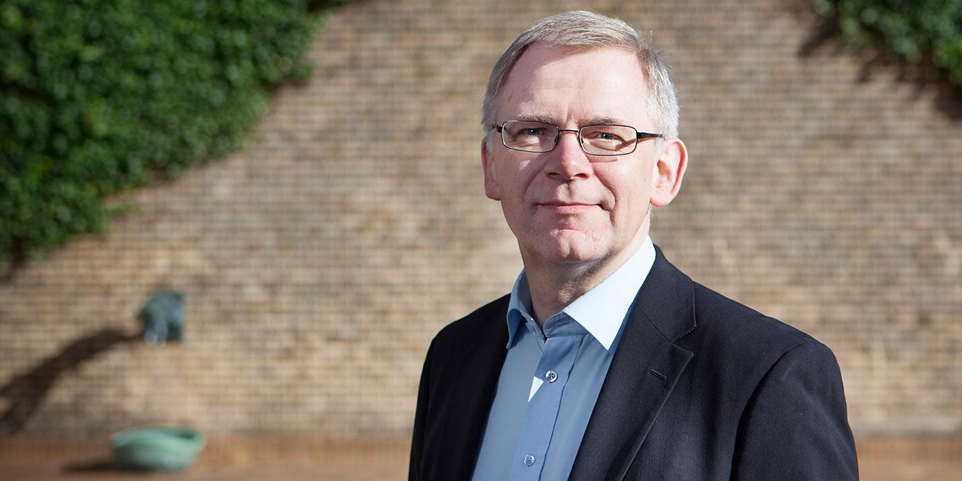 Brian Bech Nielsen (foto: Lars Kruse, AU Foto)