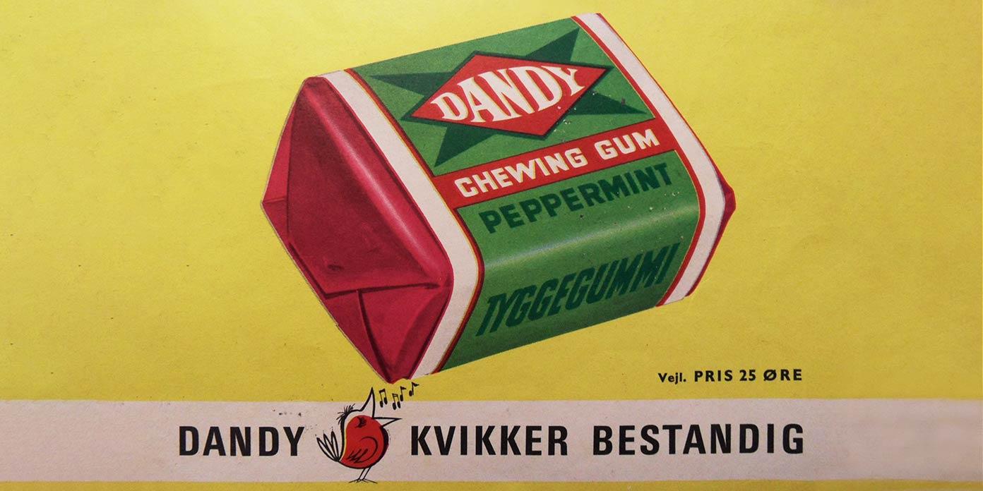 Dandy – kvikker bestandig