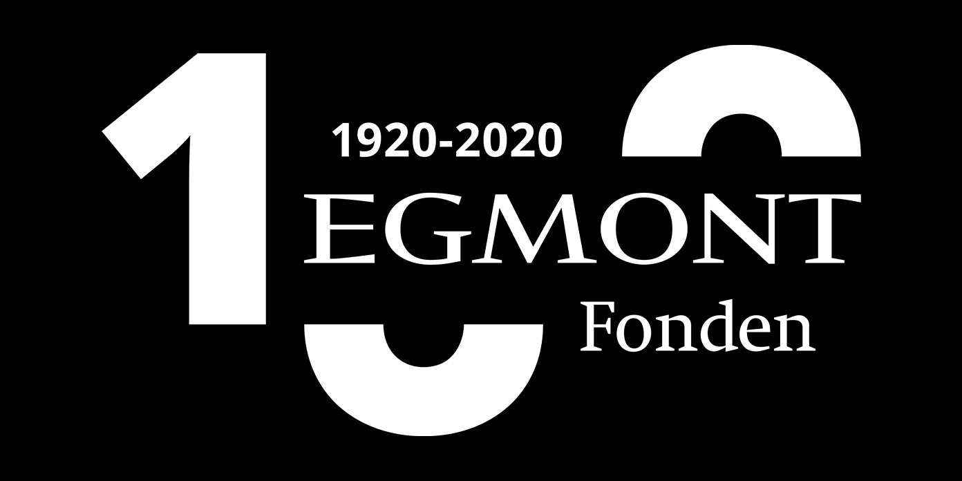 Egmont Fonden – 1920-2020