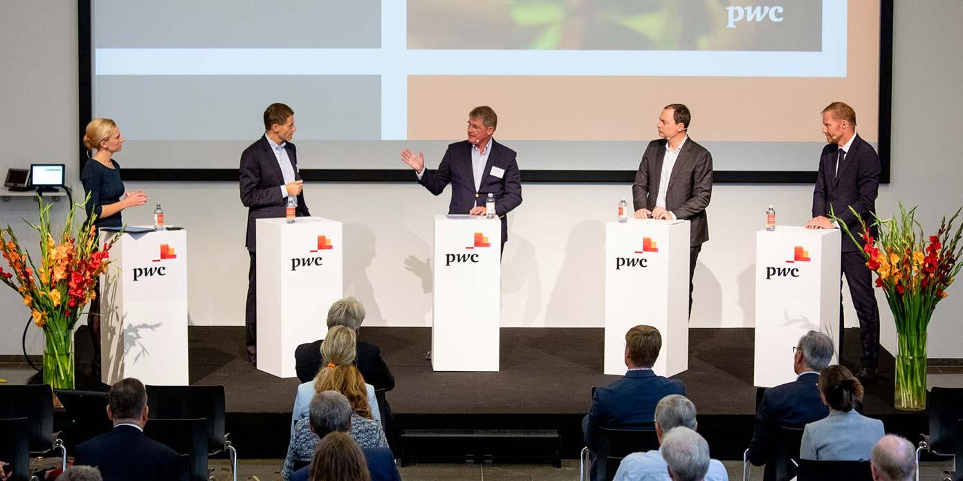 Lars Rebien – PwC – klimakonference 2020 (foto: PwC)