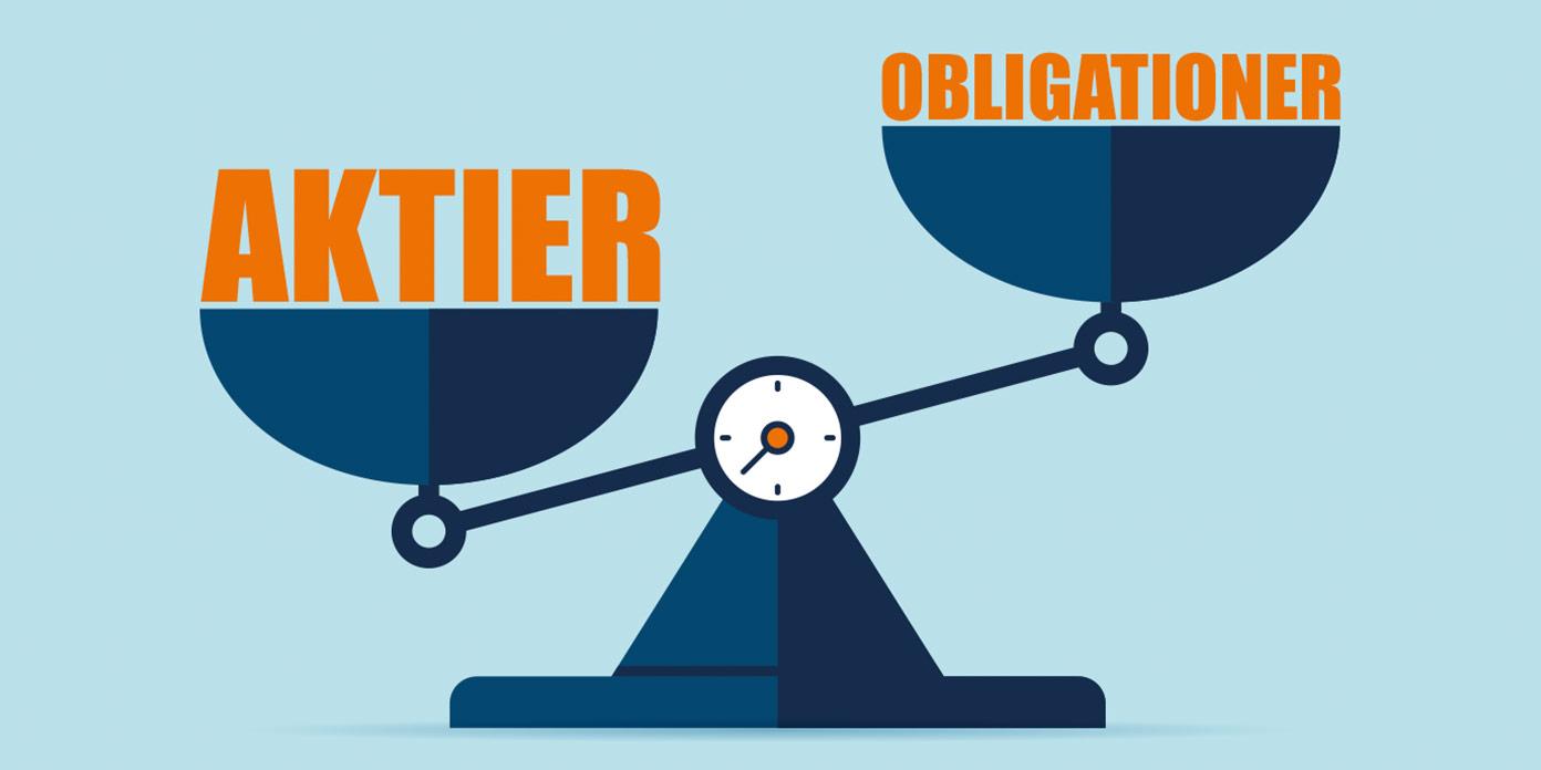Aktier og obligationer