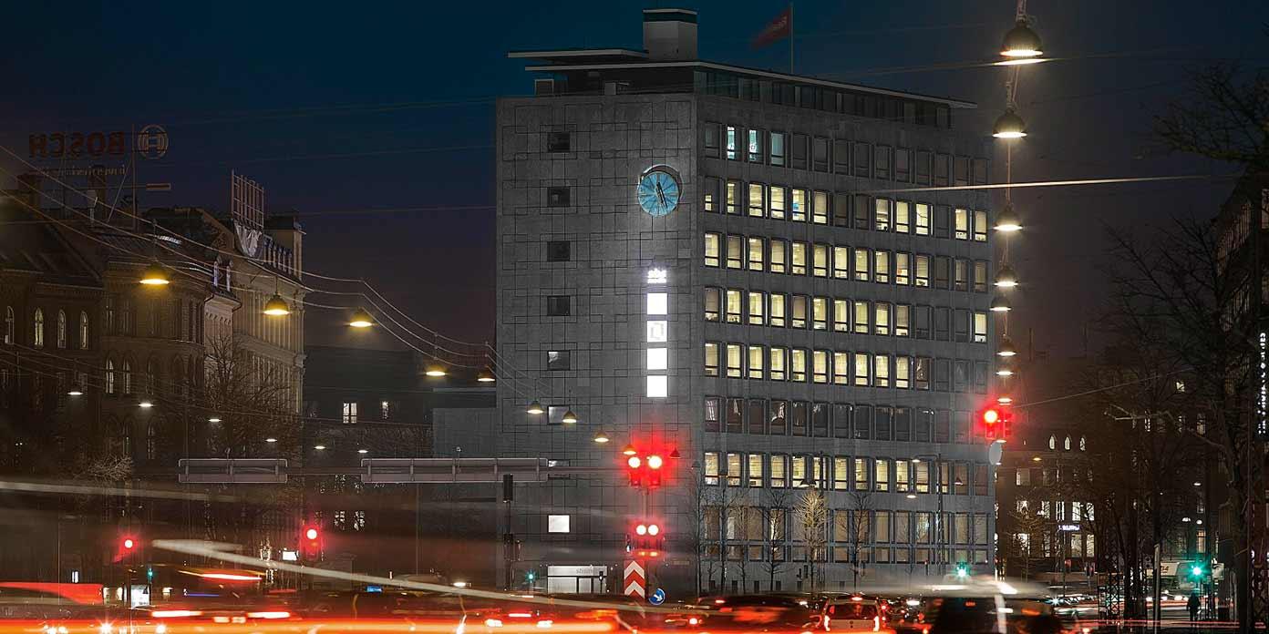 Jarmers Plads og H.C. Andersens Boulevard (foto: Lars Gundersen / Realdania)