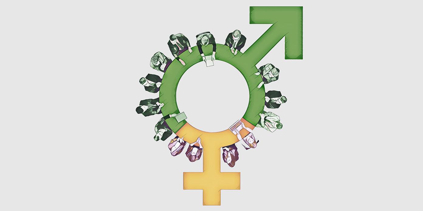 Kønsfordeling i fondsbestyrelser 2020