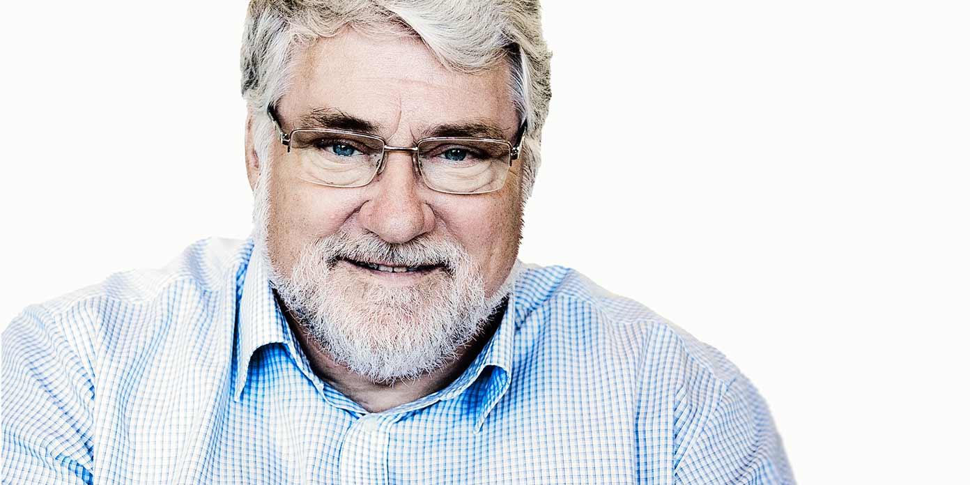 Peter Mads Clausen (foto: Bitten & Mads Clausens Fond)