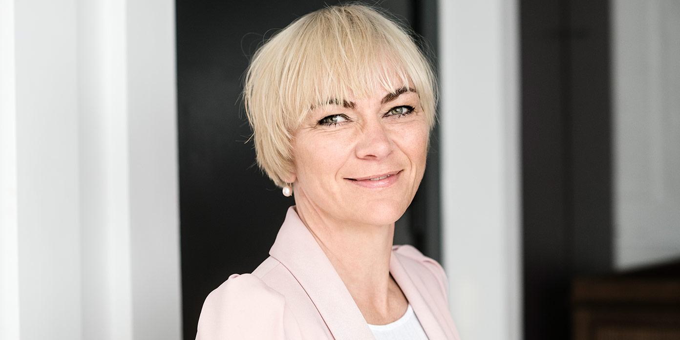 Christine Buhl Andersen (foto: Les Kaner / Ny Carlsbergfondet)