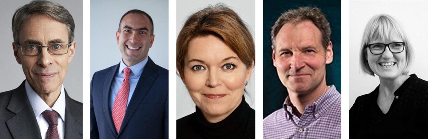 Novo Nordisk Fondens ekspertudvalg (foto: Novo Nordisk Fonden)