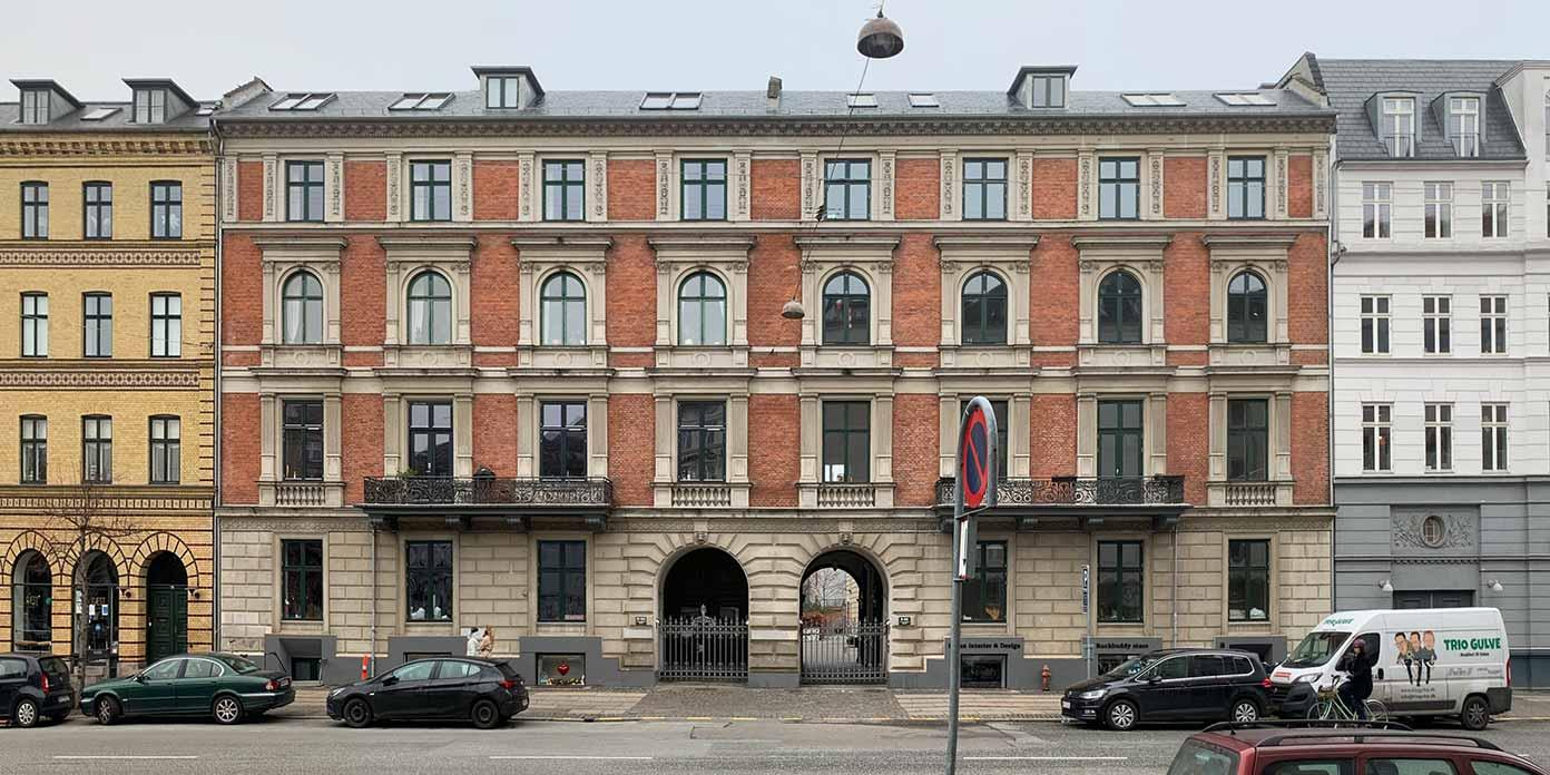 Fonden Eksistensen på Frederiksberg Allé