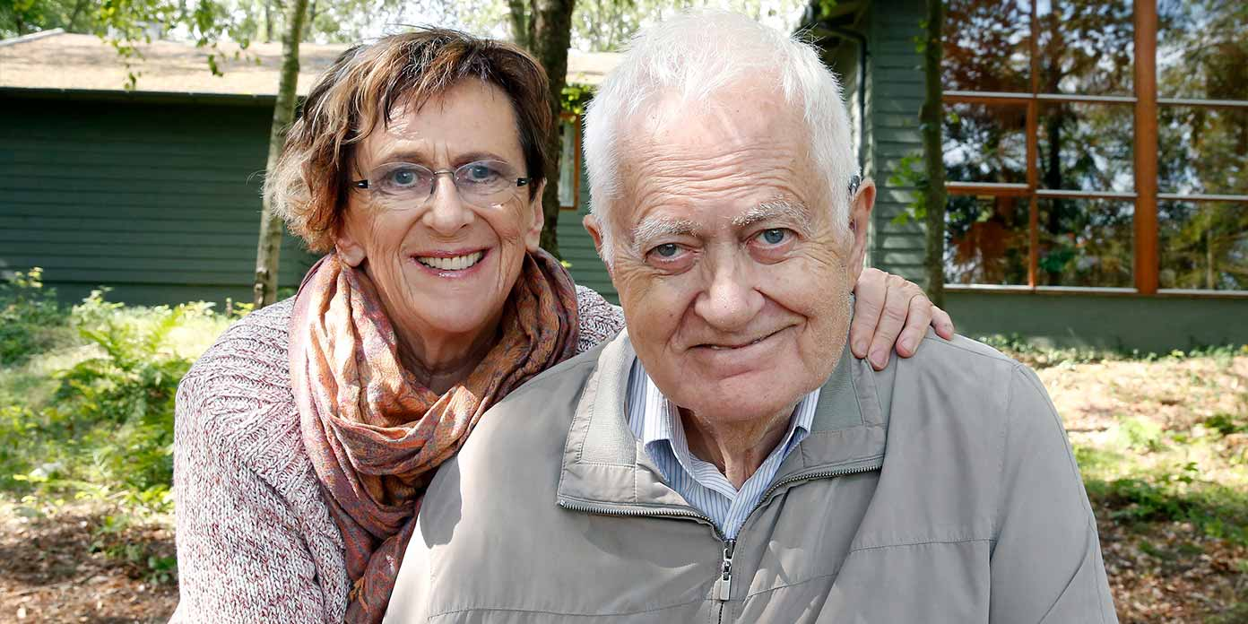 Margit & Kjeld Andersen (foto: Fonden Sol og Strand ved Margit og Kjeld)