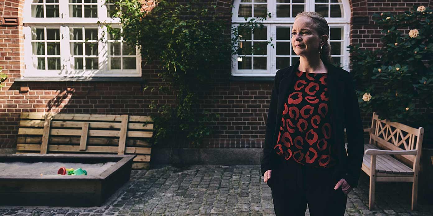 Ninna Thomsen (foto: Fonden Mødrehjælpen))