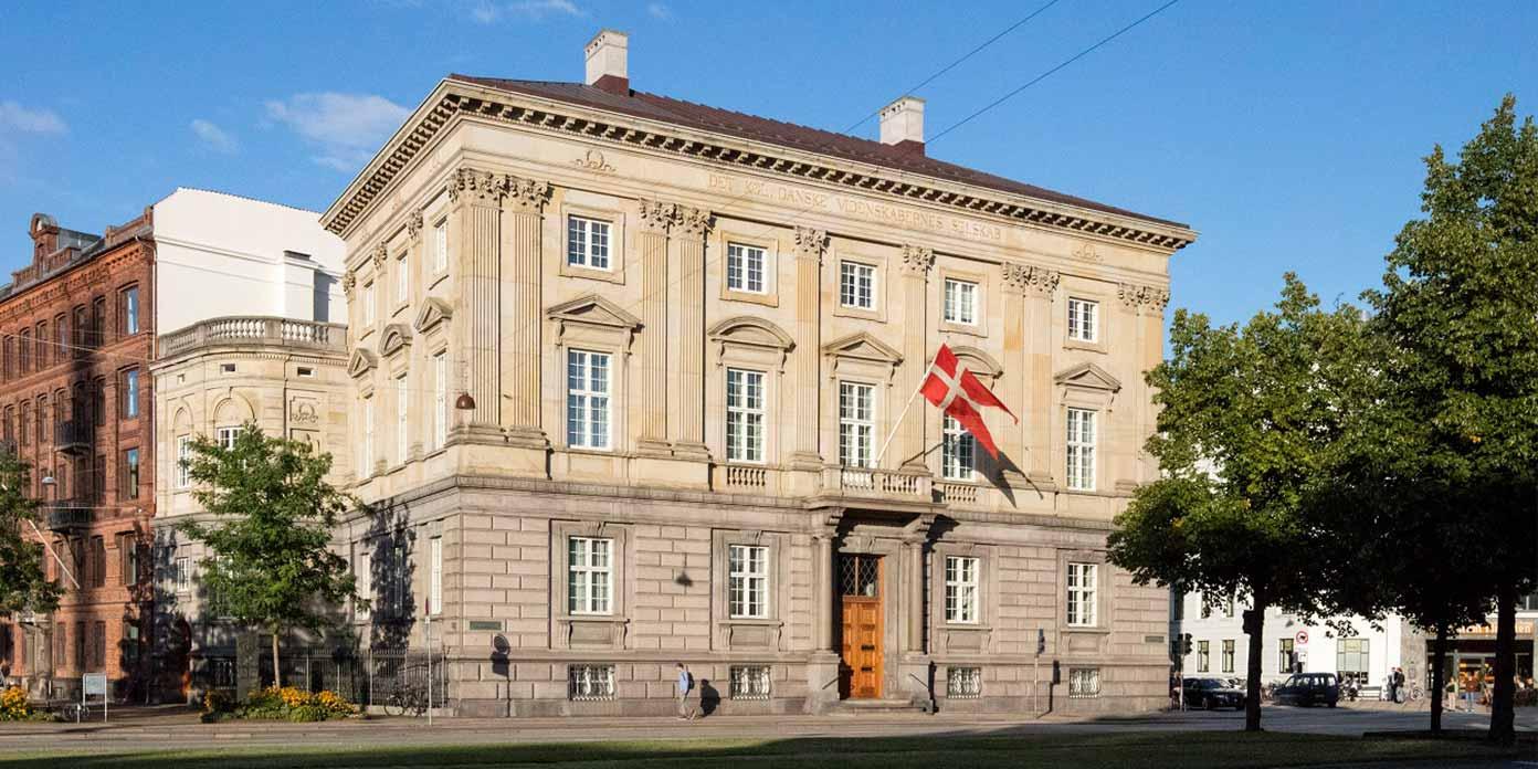 Carlsbergfondets hus (foto: Carlsbergfondet)