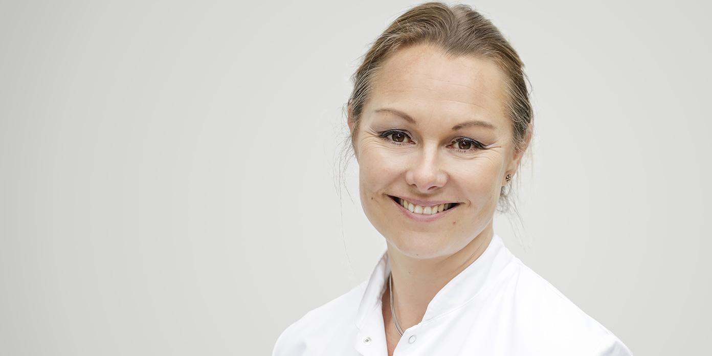 Karina Dahl Steffensen (foto: Charlotte Dahl / Sygehus Lillebælt)