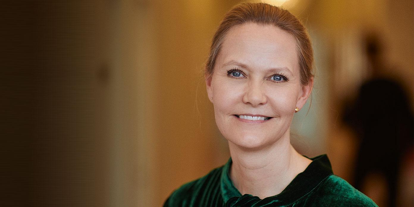 Mette Lindgaard (foto: Julemærkefonden)
