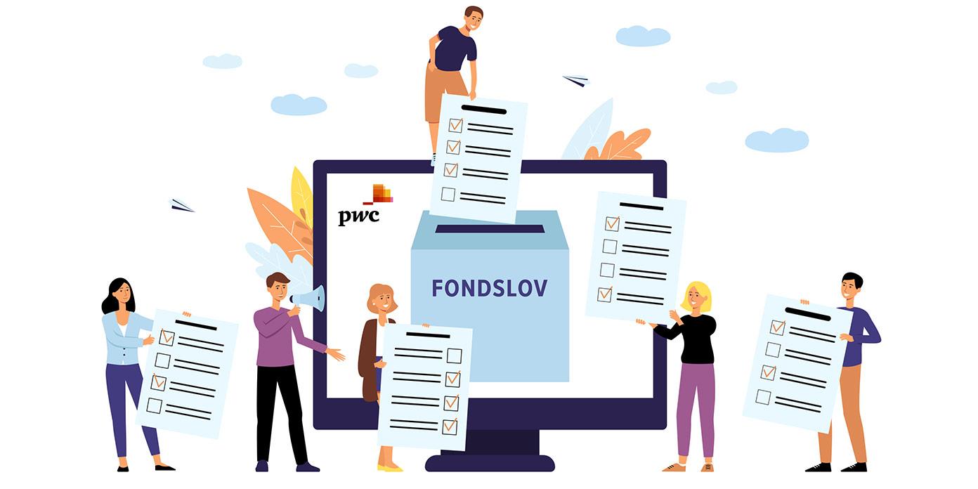 Pwc – survey om fondsloven