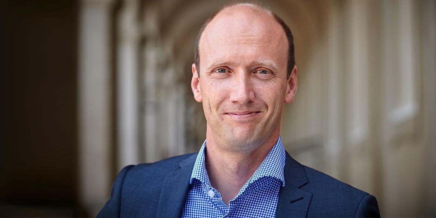 Søren Nedergaard (foto: Carsten Lundager)
